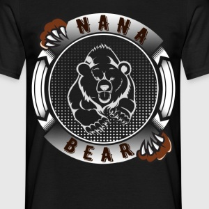 Nana Bear T-Shirts - Men's T-Shirt