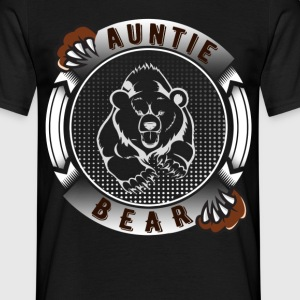 Auntie Bear T-Shirts - Men's T-Shirt