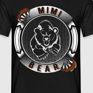 Mimi Bear T-Shirts - Men's T-Shirt