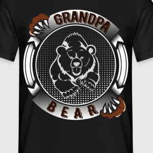 Grandpa Bear T-Shirts - Men's T-Shirt