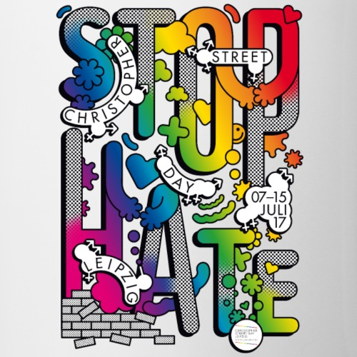 CSD 2017 - Stop Hate!