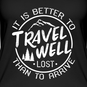 Travel Urlaub Tops - Frauen Bio Tank Top