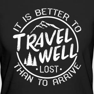 Travel vacation T-Shirts - Women's Organic T-shirt