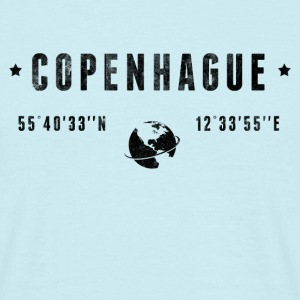 Copenhague T-shirts - Mannen T-shirt