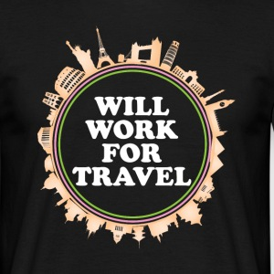 Travel vacation T-Shirts - Men's T-Shirt