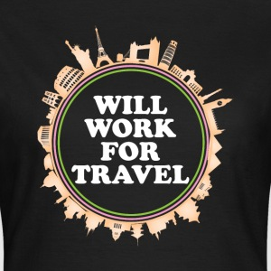 Travel vacation T-Shirts - Women's T-Shirt