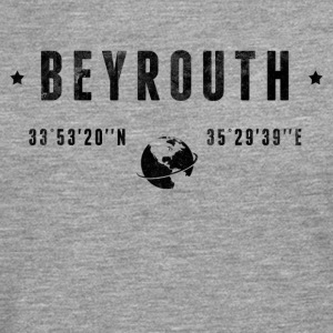 Beyrouth Manches longues - T-shirt manches longues Premium Homme