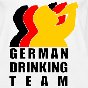 German Drinking Team Tops - Frauen Premium Tank Top
