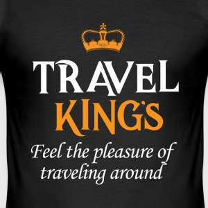 Travel vacation T-Shirts - Men's Slim Fit T-Shirt