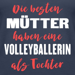 Volleyballerin Tops - Frauen Premium Tank Top
