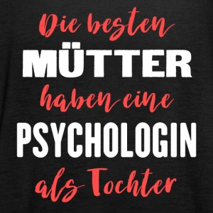 Psychologin Tops - Frauen Tank Top von Bella