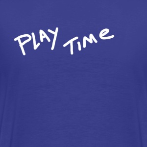 Play Time Tshirt - Men's Premium T-Shirt