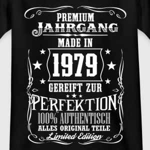 1979 - Premium Jahrgang - Limited Edition - DE T-Shirts - Teenager T-Shirt