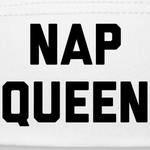 Nap Queen Funny Quote Bonnets Bébés - Bonnet Bébé