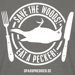 Save the Woods! - Männer T-Shirt