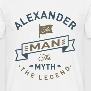 Alexander The Man - Men's T-Shirt