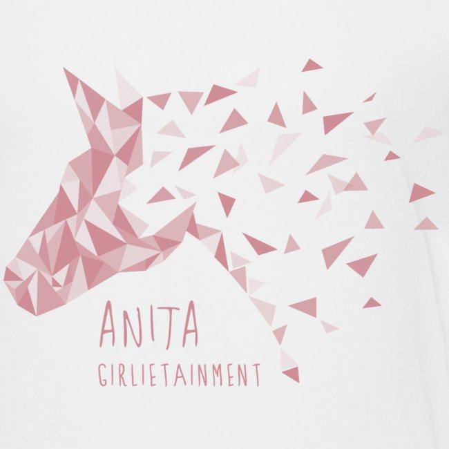 Anita Girlietainment Unicorn Shirt Teens