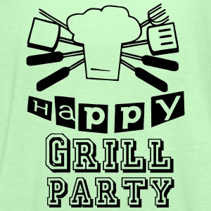 Happy Grillparty Tops - Frauen Tank Top von Bella