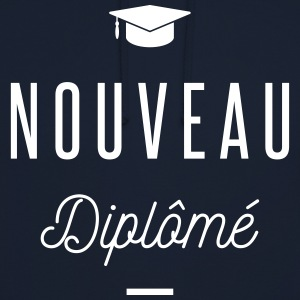 nouveau diplomé Sweat-shirts - Sweat-shirt à capuche unisexe