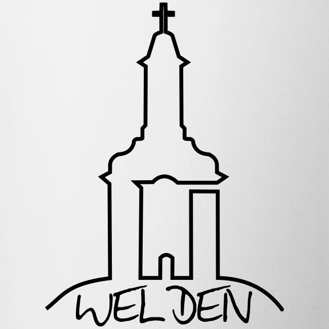 Tasse St. Thekla Welden