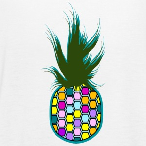 Color Ananas Tops - Women's Tank Top by Bella