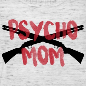 PSYCHO MOM Tops - Frauen Tank Top von Bella