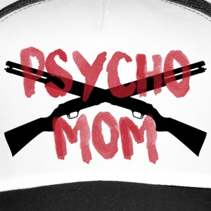PSYCHO MOM Caps & Mützen - Trucker Cap