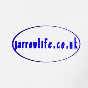 Jarrowlife logo - Men's T-Shirt