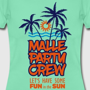 Malle Party Crew - Fun in the Sun Mallorca T-Shirts - Frauen T-Shirt