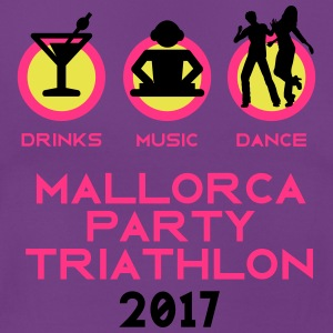 Mallorca Party Triathlon 2017 T-Shirts - Frauen T-Shirt