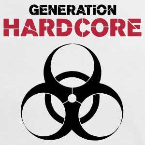 Generation HC Rave Quote Tee shirts - T-shirt contraste Femme