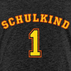 Schulkind New College Style 2C - Kinder Premium T-Shirt