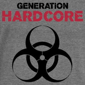 Generation HC Rave Quote Hoodies & Sweatshirts - Women's Boat Neck Long Sleeve Top