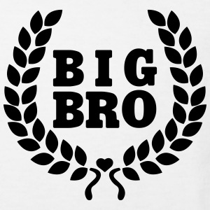 Big Bro - Big Brother - Großer Bruder T-Shirts - Kinder Bio-T-Shirt