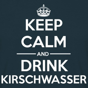 Drinks KC Kirschwasser T-Shirts - Men's T-Shirt
