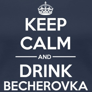 Drinks KC Becherovka T-Shirts - Women's Premium T-Shirt