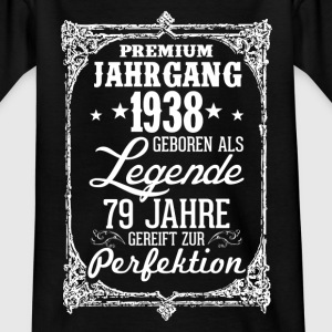 79-1938-legend - perfection - 2017 - DE Shirts - Teenage T-shirt