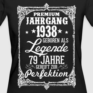 79 - 1938 - Legende - Perfektion - 2017 - DE T-Shirts - Frauen Bio-T-Shirt