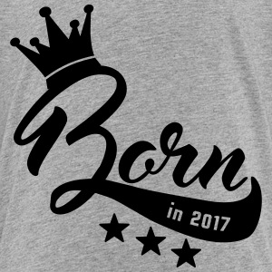 Born in 2017 T-Shirts - Kinder Premium T-Shirt