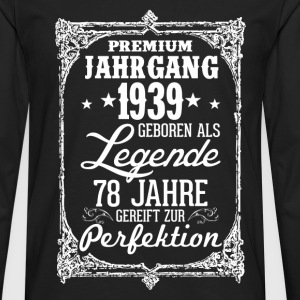 78-1939-legend - perfection - 2017 - DE Long sleeve shirts - Men's Premium Longsleeve Shirt