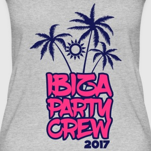 Ibiza Party Crew 2017 Tops - Frauen Bio Tank Top