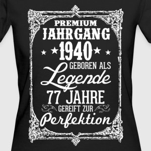 77 - 1940 - Legende - Perfektion - 2017 - DE T-Shirts - Frauen Bio-T-Shirt