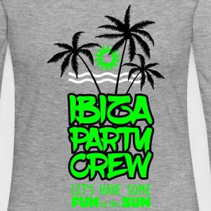 Ibiza Party Crew - let's have some fun in the sun Langarmshirts - Frauen Premium Langarmshirt