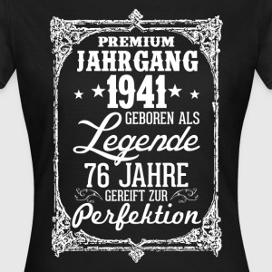76-1941-legend - perfektion - 2017 - DE T-shirts - Dame-T-shirt