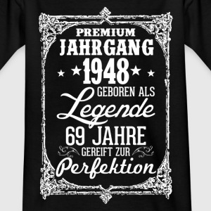 69-1948-legend - perfection - 2017 - DE Shirts - Kids' T-Shirt