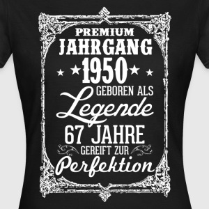 67-1950-legend - perfektion - 2017 - DE T-shirts - Dame-T-shirt
