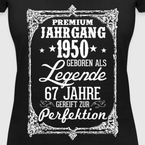 67-1950-légende - perfection - 2017 - DE Tee shirts - T-shirt col V Femme