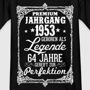 64-1953-legend - perfection - 2017 - DE Shirts - Kids' T-Shirt