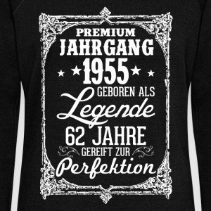 62-1955-légende - perfection - 2017 - DE Sweat-shirts - Pull Femme col bateau de Bella