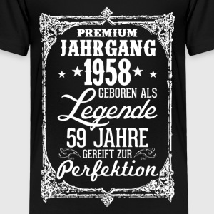 59-1958-legend - perfection - 2017 - DE Shirts - Kids' Premium T-Shirt